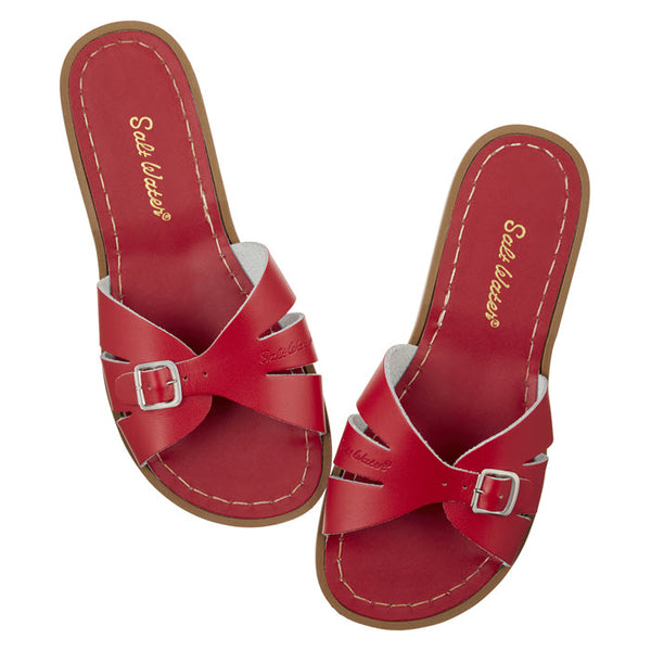 Salt Water Sandalen «CLASSIC SLIDES» red