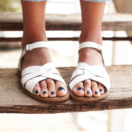 Salt Water Sandalen «Originals» weiss - weloveyoulove  - 3