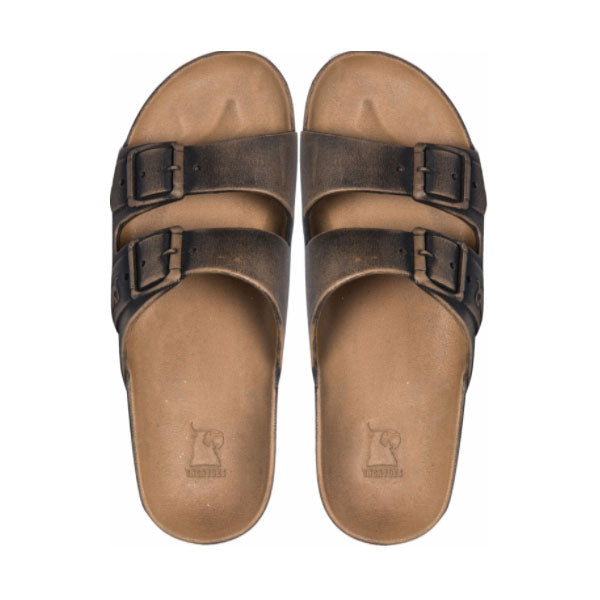 CACATOÈS Sandals «Vitoria» Man Camel