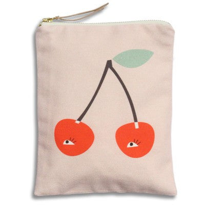 Baumwolltasche «Cherry» von Pleased to meet - weloveyoulove  - 1