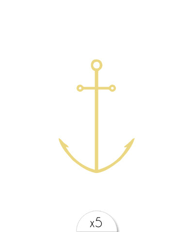 Tattoos «ANCHOR» von Sioou