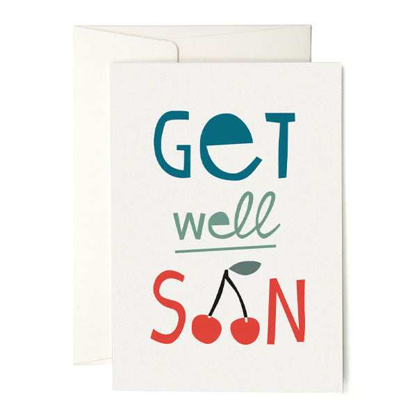 Karte «Get well soon» von pleased to meet