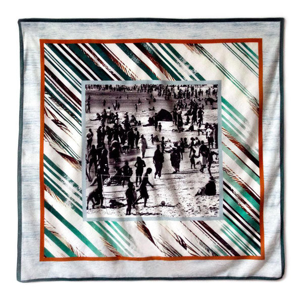 Foulard Gordons Bay von BADI Culture