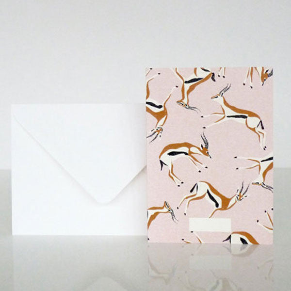 Karte «Antilopes» von Season Paper