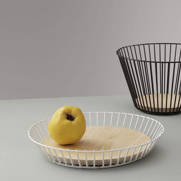 Merry Tray White von Normann Copenhagen
