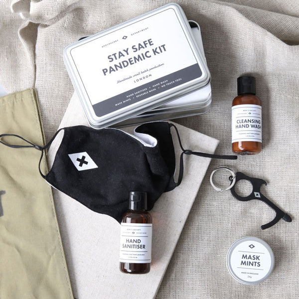 Stay Safe Pandemic Kit von Atlantic Folk