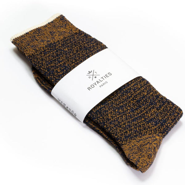Socken Herren «ROBIN Moutarde» von Royalties