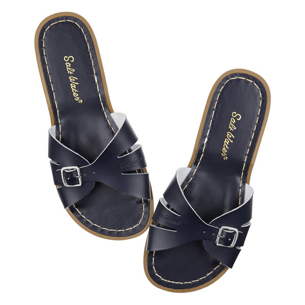 Salt Water Sandalen «CLASSIC SLIDES» navy