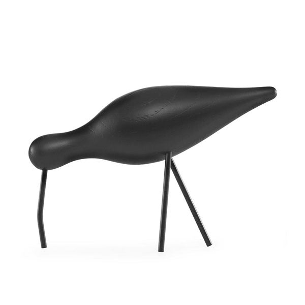 Shorebird Large black von Normann Copenhagen