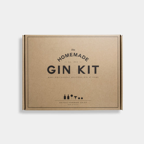 Gin Kit «HOME MADE» von Men's Society - weloveyoulove  - 1