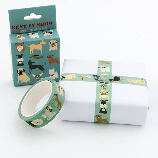 Washi Tape «BEST IN SHOW»