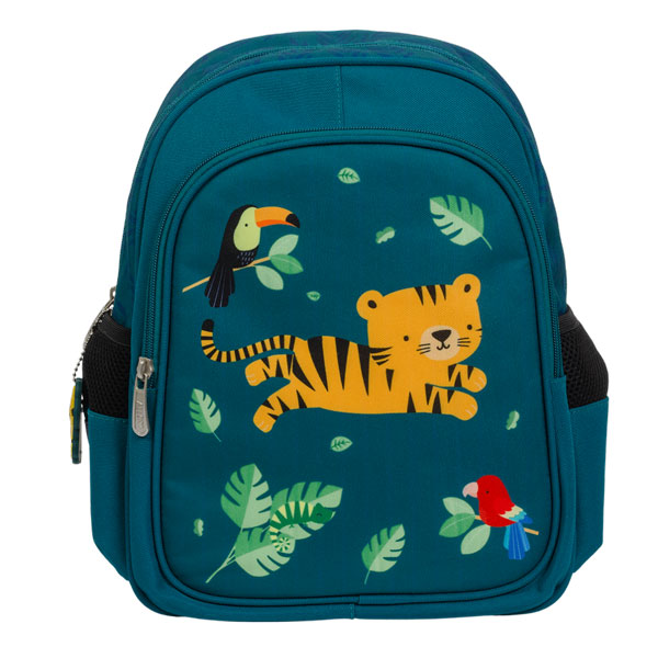Rucksack «Jungle tiger» von A Little Lovely Company