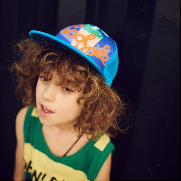 Kids Cap «Cool Inside» von Dashki