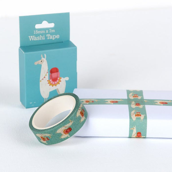 Washi Tape «DOLLY LLAMA»
