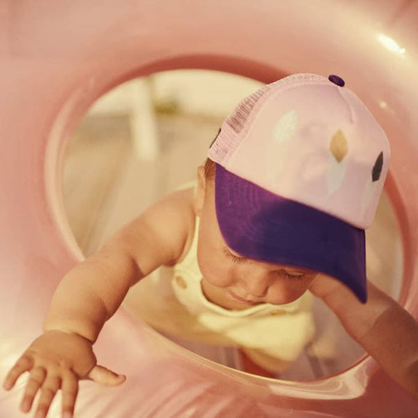 Mini Kids Cap «Feathers» von Dashki