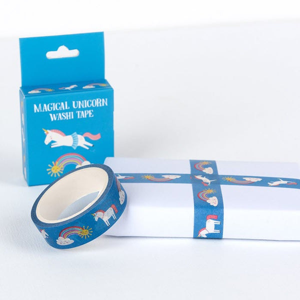 Washi Tape «MAGICAL UNICORN»