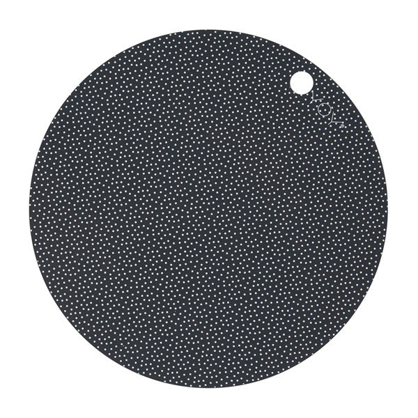 Placemats 2er Set «dots» von Oyoy