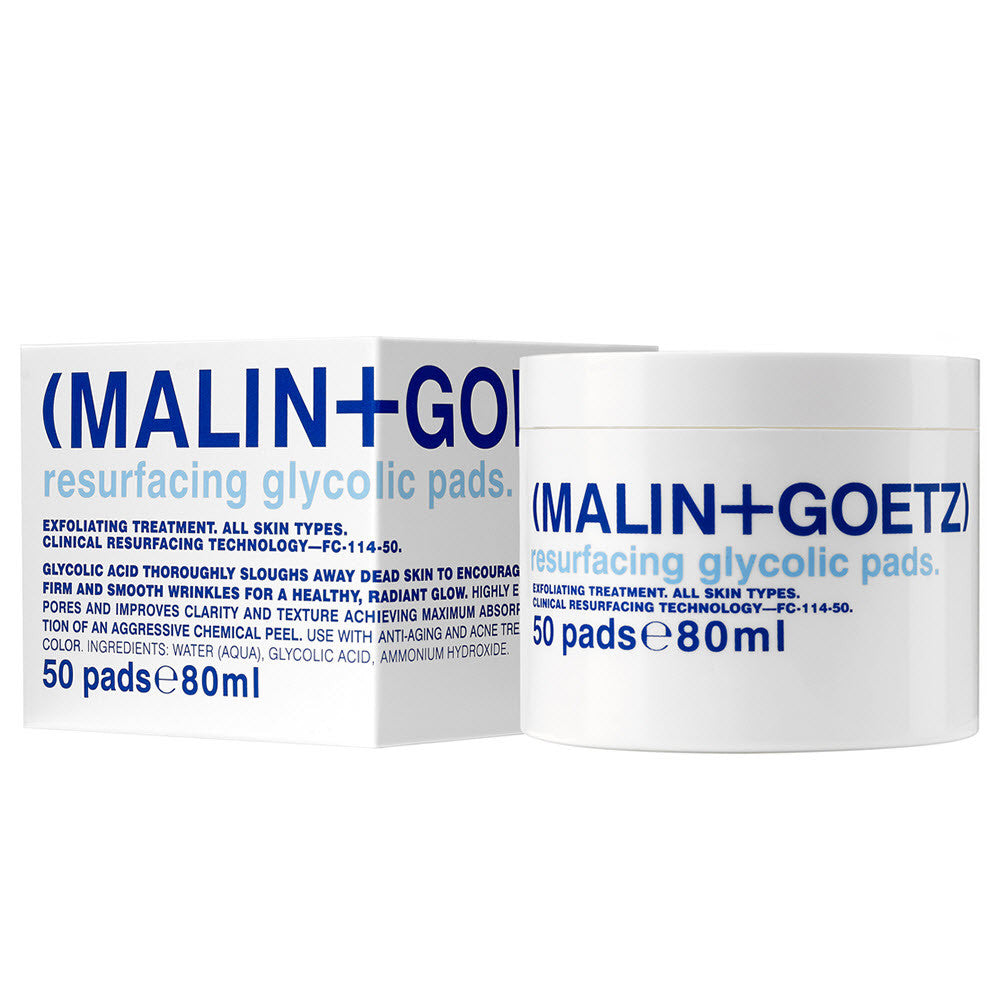 Resurfacing Glycolic Pads von Malin + Goetz - weloveyoulove