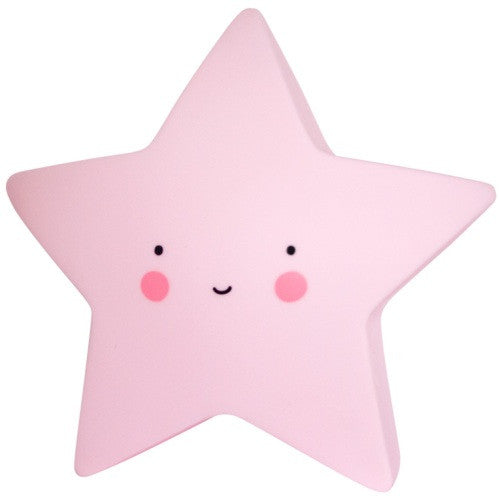 Mini Star-Light «pink» von A Little Lovely Company - weloveyoulove  - 1