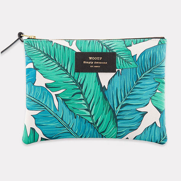 Pouch «TROPICAL» gross von Wouf