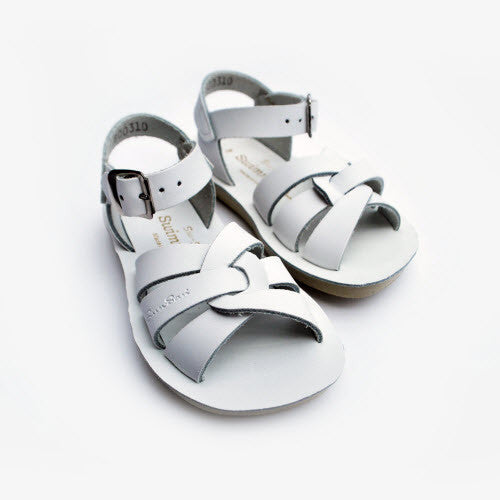 Salt Water Sandalen «Swimmer» weiss - weloveyoulove  - 1