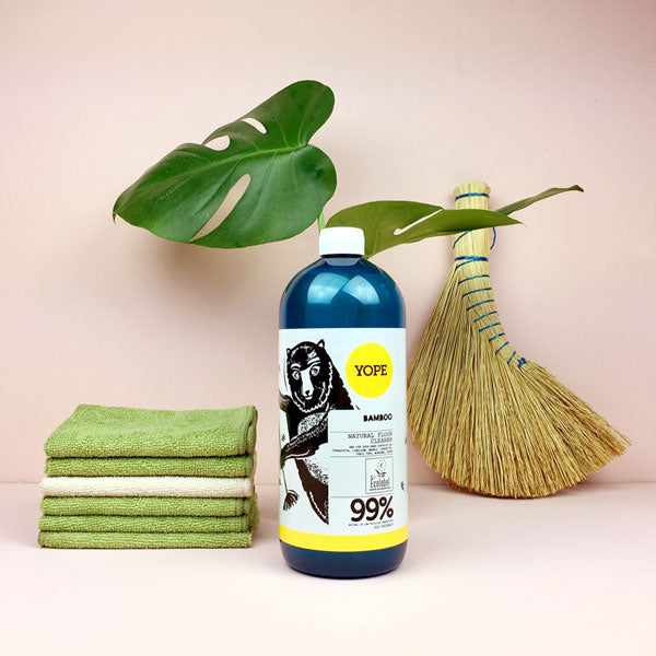 YOPE Natural Floor Cleaner Bamboo