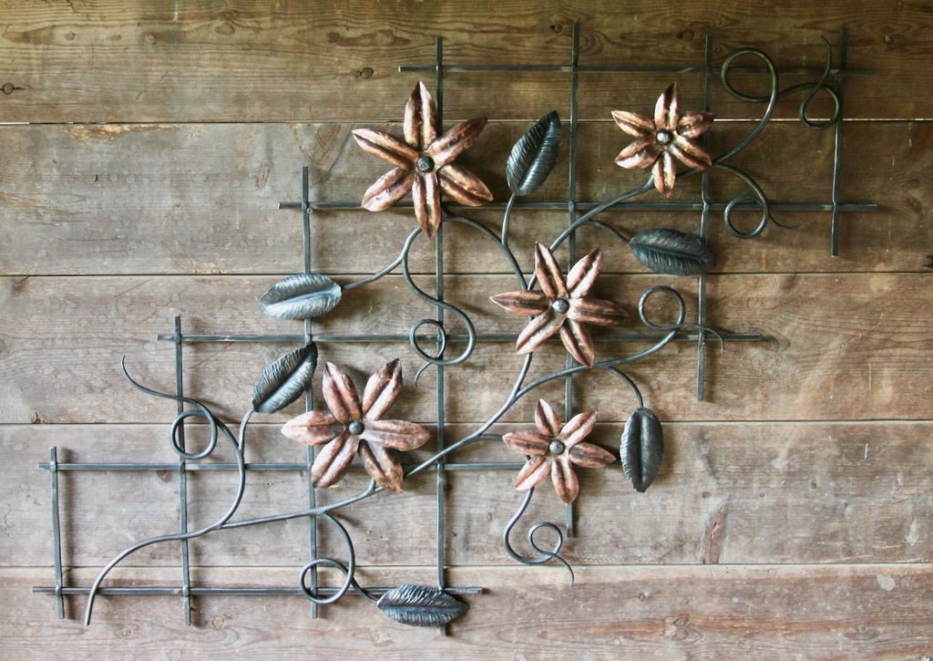 We specialize in hand-forged ironwork