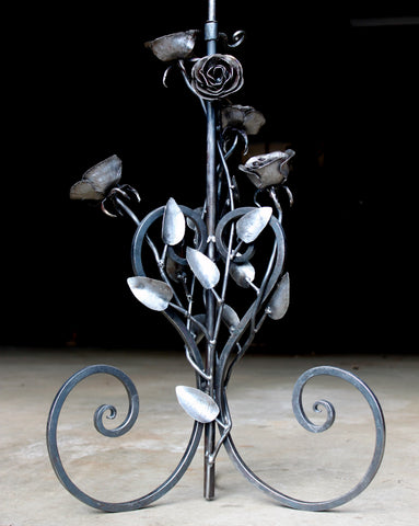 Gothic Rose Music Stand Feet