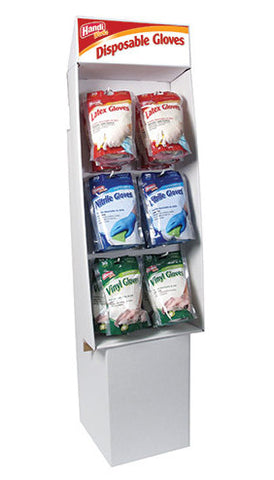 Handi-Works™ 30 Count Mixed Disposable 18pkg Power Panel