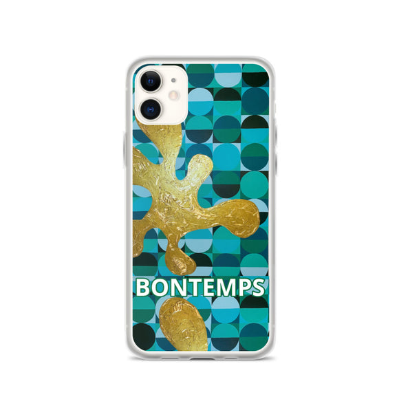La Tache iPhone Case