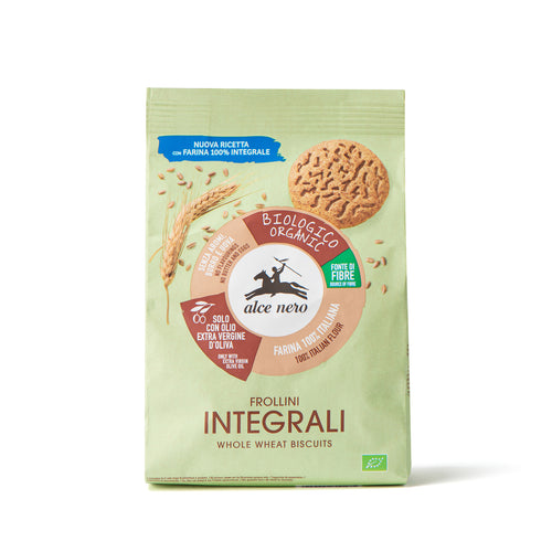 Galletas integrales ecológicas - FR939