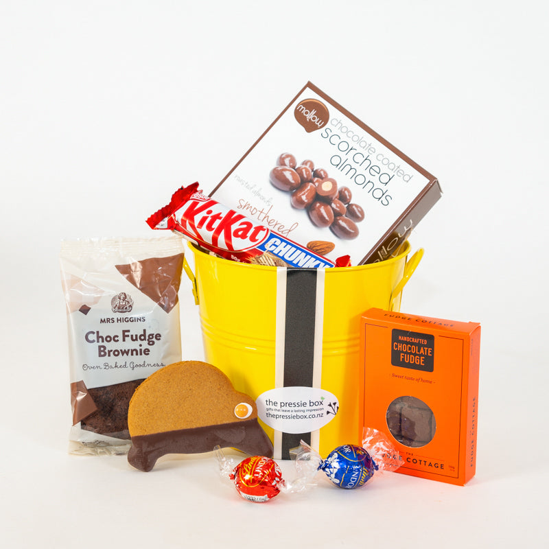 Chocoholics Gift Tin
