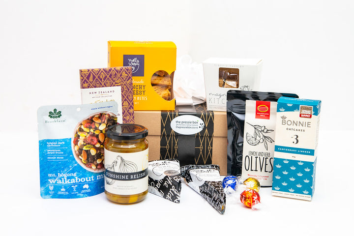 Gourmet Food Gift Hampers + Baskets