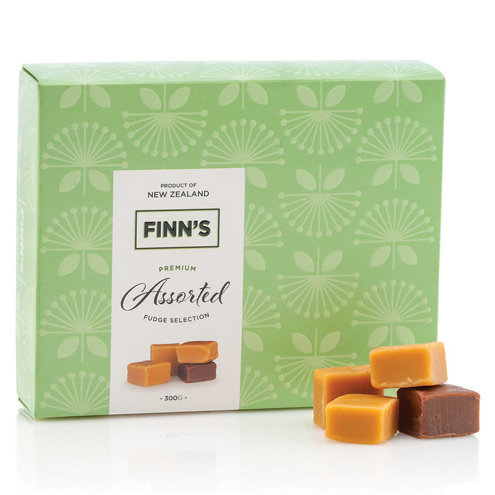Finn's Fudge Premium Assorted Gift Box