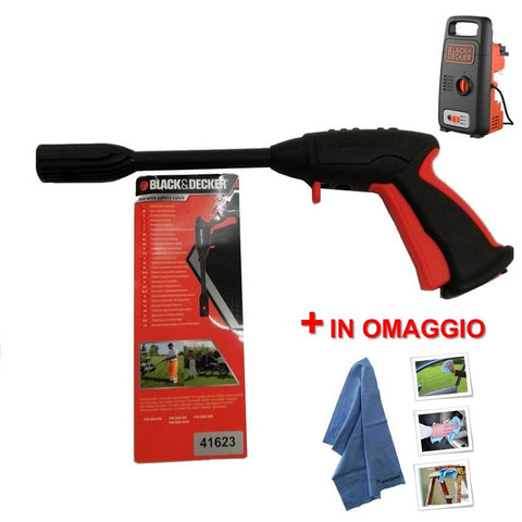 BLACK&DECKER PISTOLA IDROPULITRICE 41623 ACCESSORI BLACK & DECKER RICAMBI