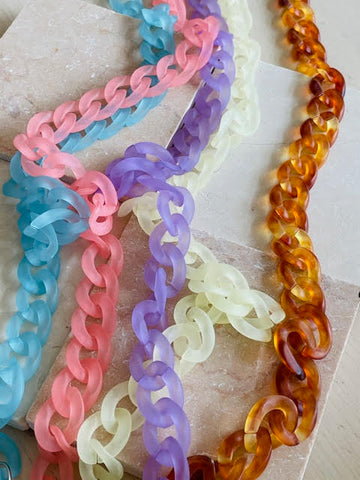 Acetate chains