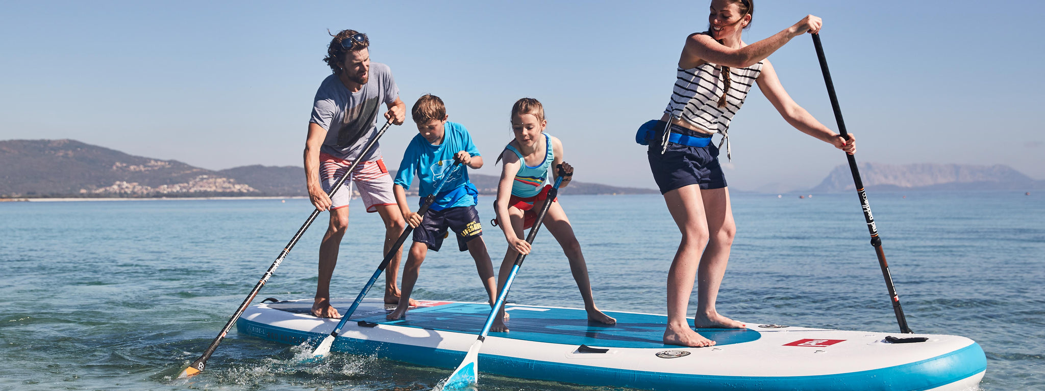 Specialty SUP Boards For Fishing, Windsurfing and Group Paddling