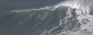 Surfers Survive Monster 50 Foot Waves Hitting Northern California