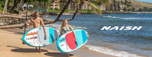 Naish Inflatable Stand Up Paddleboards