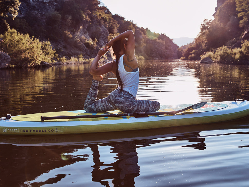 Best Yoga SUP Poses