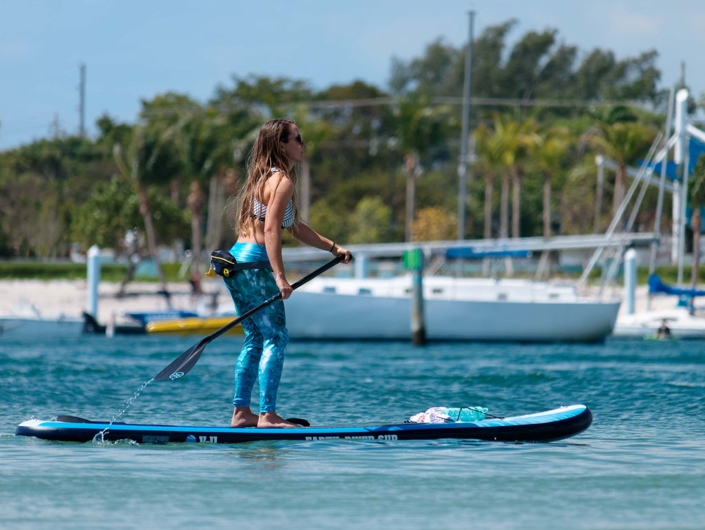 All round paddle board