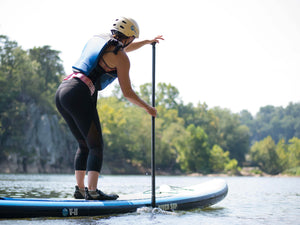 Touring SUP on Rivers and Lakes