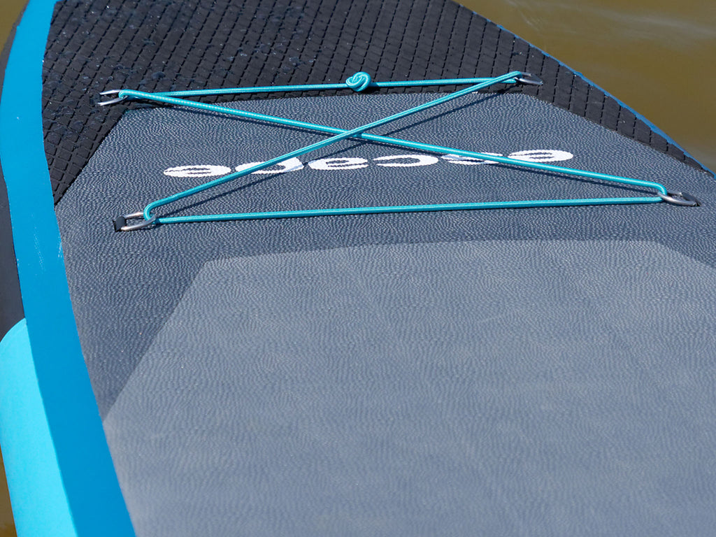 Rear Bungee tie down system