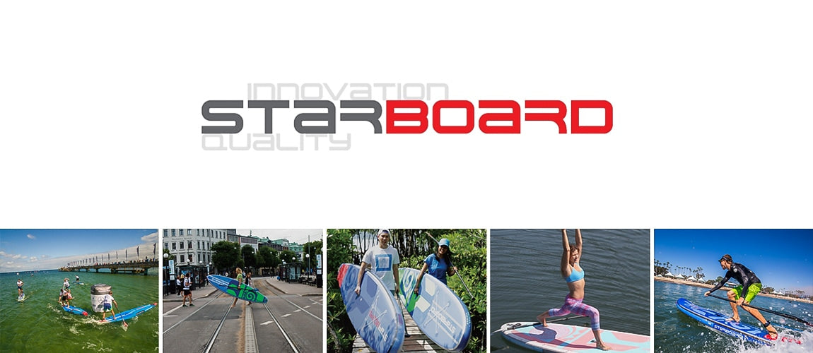 STARBOARD SUP Best Boards