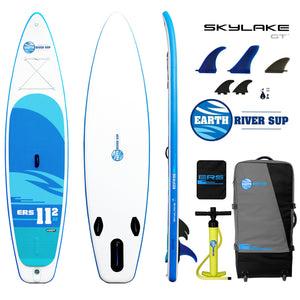 "Earth River SUP 11-2 SKYLAKE GT™ Inflatable Paddle Board 2019/2020 (11'2""x32""x5"")"