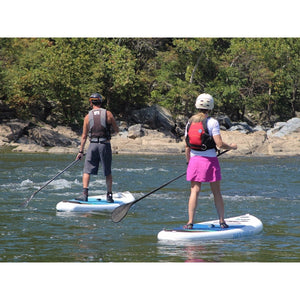 "Earth River SUP 11'0""x34""Inflatable Stand Up Paddle Board 2016"