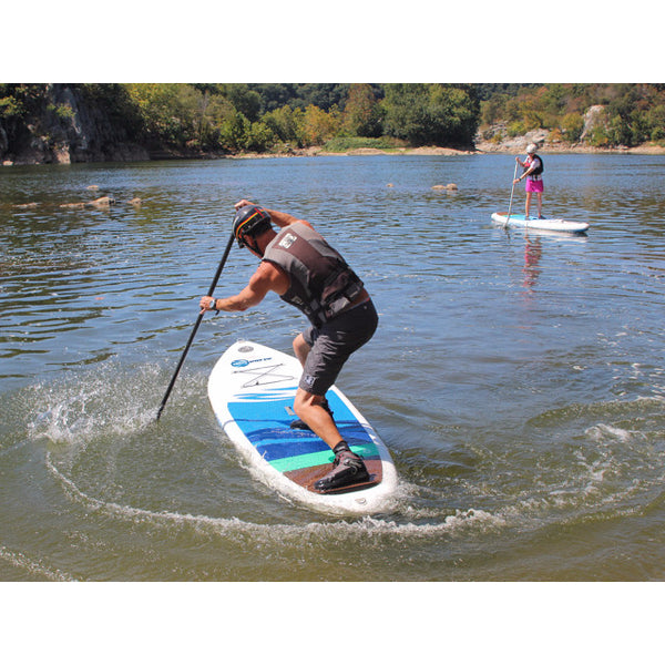 "Earth River SUP 9'6""x31"" Inflatable Stand Up Paddle Board 2016"