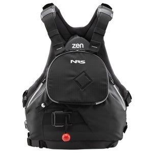 NRS ZEN RESCUE PFD Life Jacket - Black