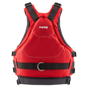 NRS ZEN RESCUE PFD Life Jacket - Red
