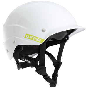 WSRI Current Helmet - White